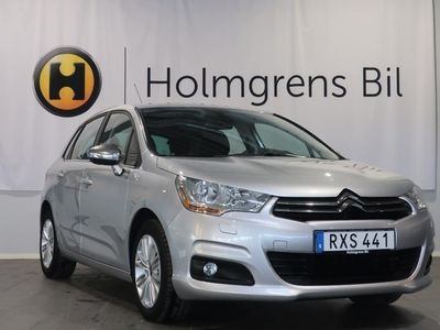 brugt Citroën C4 1.6 HDi Nordic Edition (115hk)