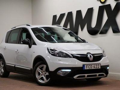 begagnad Renault Scénic 1.5 dCi X-mod Navi S&V-hjul (110hk)