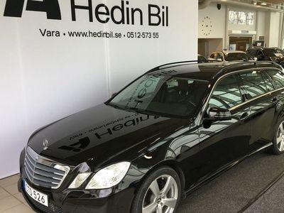 begagnad Mercedes E220 - BenzCDI BlueEFFICIENCY   V - Hjul   DRAG