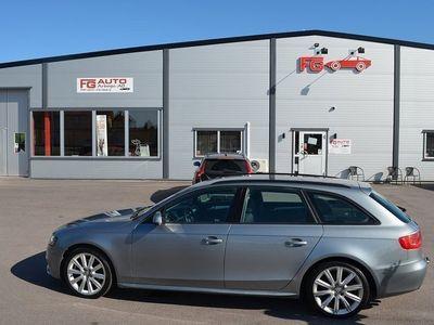 begagnad Audi A4 Avant 2.0 TDI DPF Proline 136hk