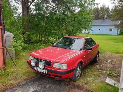begagnad Audi 80 2.0