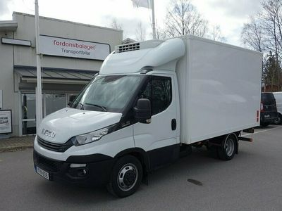 begagnad Iveco Daily Chassis Chassi 35 3.0 180 HK Kyl/Frys