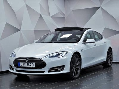 begagnad Tesla Model S P90D 772Hk AWD, Autopilot.
