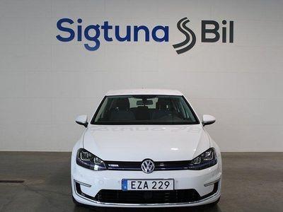 begagnad VW e-Golf 24.2 kWh Single Speed EL NA