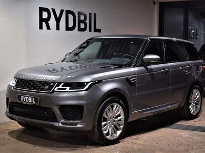 begagnad Land Rover Range Rover Sport SDV6 SE 4WD Panorama