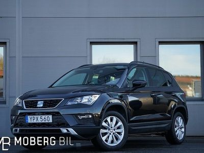 begagnad Seat Ateca 1.0 TSI 115hk 360° B-kamera Keyless Carplay