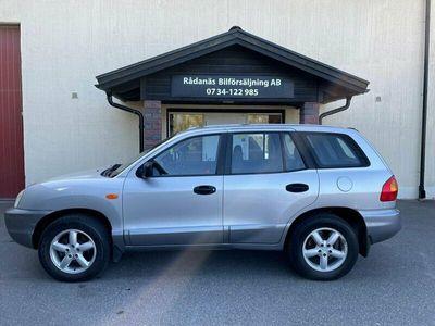 begagnad Hyundai Santa Fe GL 2,4