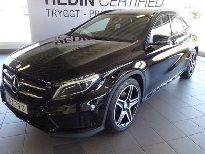 begagnad Mercedes GLA200 d 4MATIC 7G-DCT AMG-Line