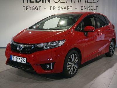 begagnad Honda Jazz 1.3 i-VTEC CVT//Backamera*Vhjul
