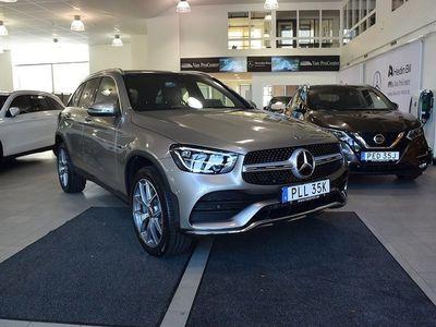 begagnad Mercedes GLC300 - Benzde 4MATIC SUV Demo