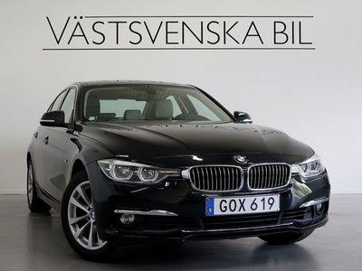 begagnad BMW 320 i Luxury Line 184hk