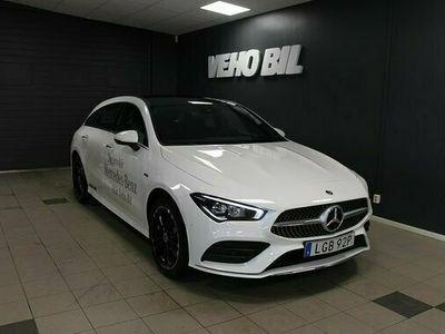 begagnad Mercedes E250 CLA BenzShooting Brake 2020, Sportkupé Pris 550 450 kr