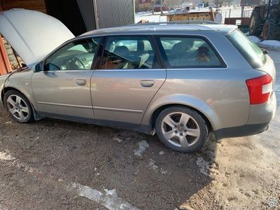 brugt Audi A4 1,8 T -04