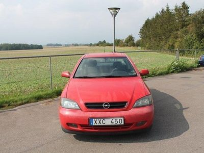 begagnad Opel Astra Coupé 1.8 115hk -00