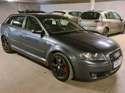 begagnad Audi A3 SP-B AMB 3.2 Q