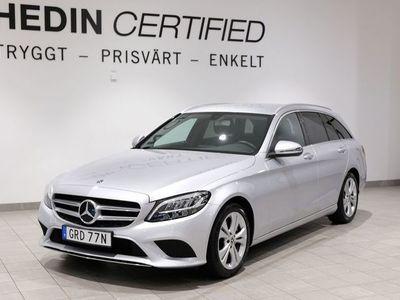 begagnad Mercedes C200 AVANTGARDE/NAVI/BACKKAMERA