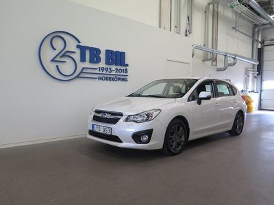 used Subaru Impreza 1.6 SPORT 4WD 114hk