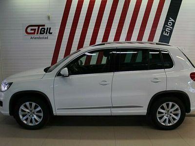 begagnad VW Tiguan R-Line 2.0 TDI 184 4WD DSG Premium *Panorama