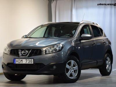 used Nissan Qashqai 1.6 dCi (130hk)