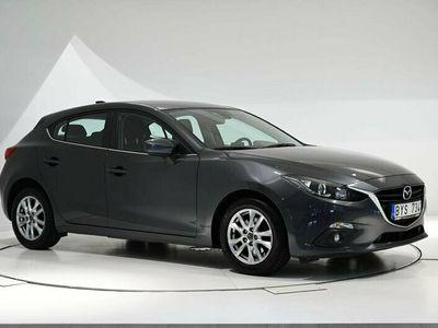 begagnad Mazda 3 Sport 2.0 SKYACTIV-G 120hk