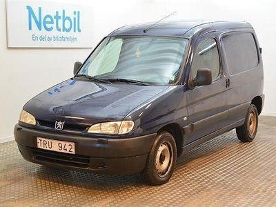 begagnad Peugeot Partner 1.4 Skåp 75hk 15731mil