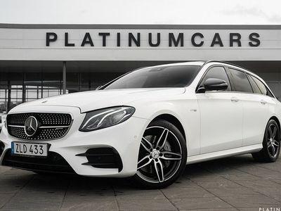 begagnad Mercedes E43 AMG E BenzAMG T 4M 1. RÄNTA 2017, Personbil 679 000 kr