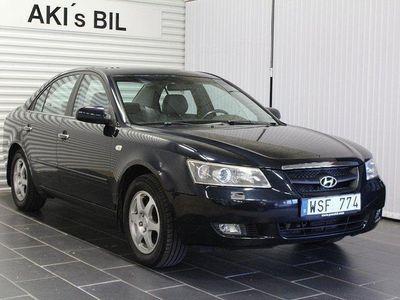 begagnad Hyundai Sonata 2,4 drag n besiktning -05