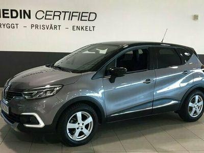 begagnad Renault Captur INTENS TCE 2019, Halvkombi Pris 132 900 kr