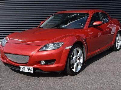 begagnad Mazda RX8 1.3 192hk
