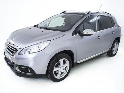 gebraucht Peugeot 2008 ALLURE 1,6 e-HDi 92hk Pano Navi Kombi