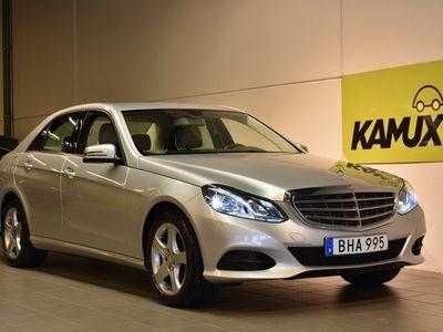 begagnad Mercedes E200 W212 184hk Drag Endast 3644 mil!