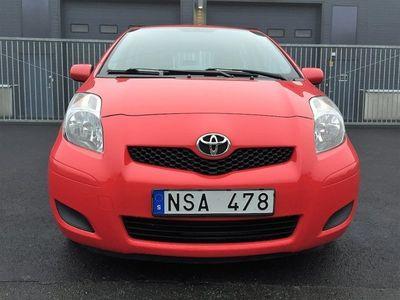 begagnad Toyota Yaris Yaris5-D 1.3 MA