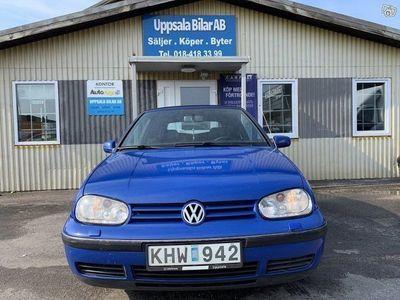 begagnad VW Golf Cabriolet 2.0 116hk Ny Kamrem