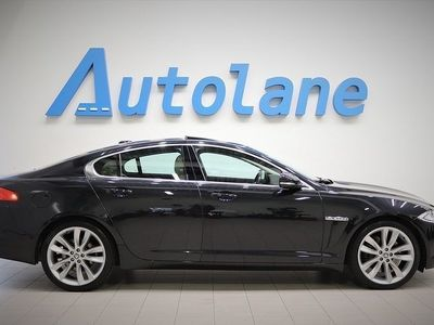 begagnad Jaguar XF 3.0 V6 DS Premium Luxury, 275hk