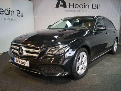 begagnad Mercedes E220 4-Matic Kombi / Värmare / Premium