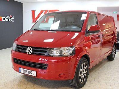 begagnad VW Transporter 2.0 TDI DSG D-Värmare Comfort