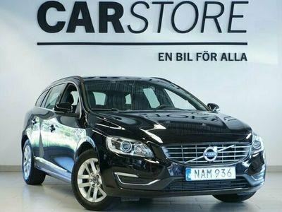 begagnad Volvo V60 T5 245HK Momentum Bi-Fuel