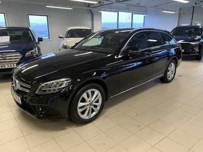begagnad Mercedes 220 C-Klass4MATIC 9G 194hk Vinterpaket/Drag