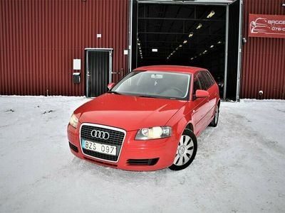 begagnad Audi A3 Sportback 1.6 FSI Attraction, Comfort 115hk/ S&V
