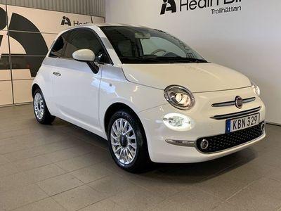 begagnad Fiat 500 1.2 Manuell