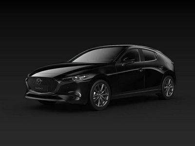 begagnad Mazda 3 Sport M-hybrid Sky 2,0 122hk Automat - NYHET