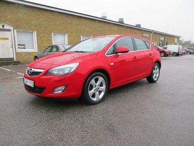 begagnad Opel Astra 1.7 CDTI 125hk 5-DÖRR