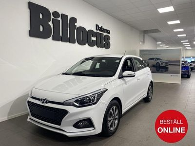 begagnad Hyundai i20 1.0 T-GDI blue Euro 6 100hk