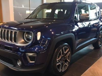 begagnad Jeep Renegade 1.0 GSE T3 120Hk S&S LIMITED FWD Demo