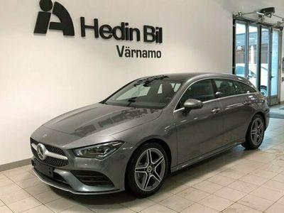 begagnad Mercedes 180 CLA BenzSB AMG Premium Plus Drag 2021, Sportkupé Pris 389 700 kr