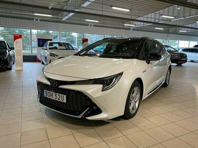 begagnad Toyota Corolla Touring Sports Hybrid 2.0 VVT-i CVT Euro 6 184hk