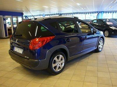 begagnad Peugeot 207 Outdoor SW 1.6 120hk