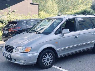begagnad Hyundai Trajet