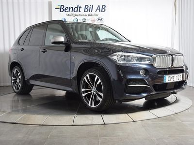 begagnad BMW X5 M50d xDrive / Night Vision / Panorama Glastak