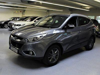 brugt Hyundai ix35 1.6 GDI 135hk / BACKKAMERA